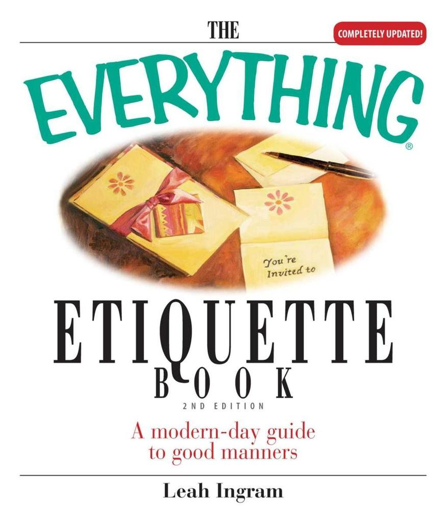 The Everything Etiquette Book als eBook Downloa...