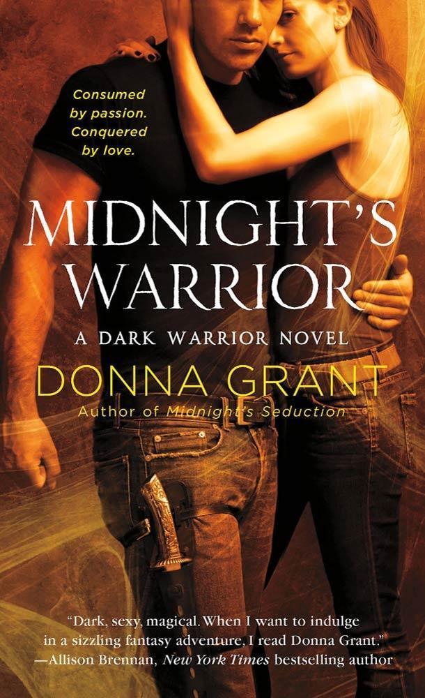 Midnight´s Warrior als eBook Download von Donna...