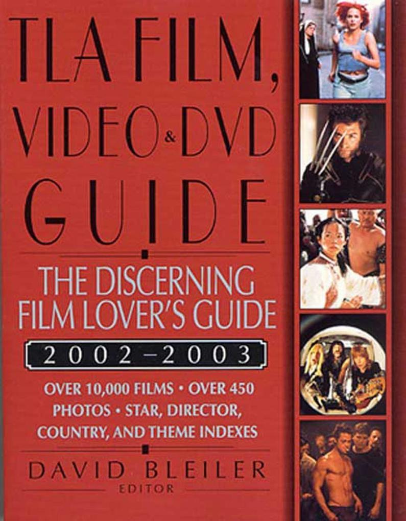 TLA Film, Video, and DVD Guide 2002-2003 als eB...