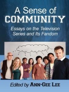 A Sense of Community als eBook Download von