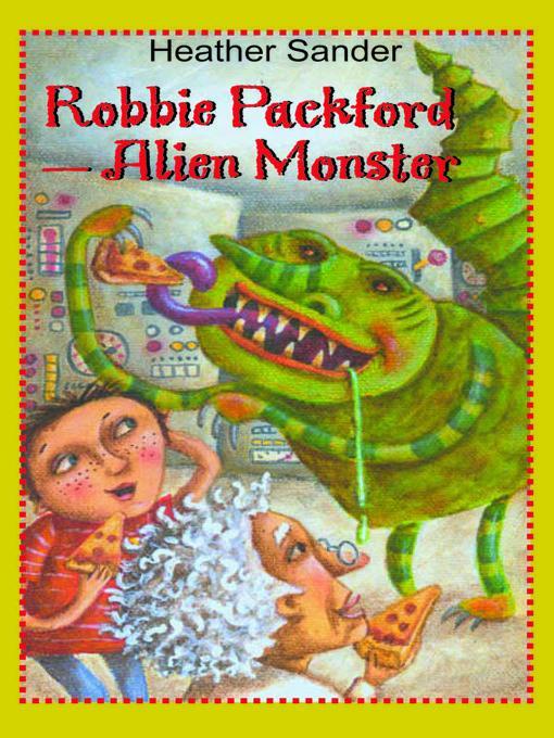 Robbie Packford - Alien Monster als eBook Downl...