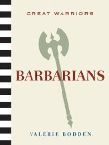 Barbarians als eBook Download von Valerie Bodden