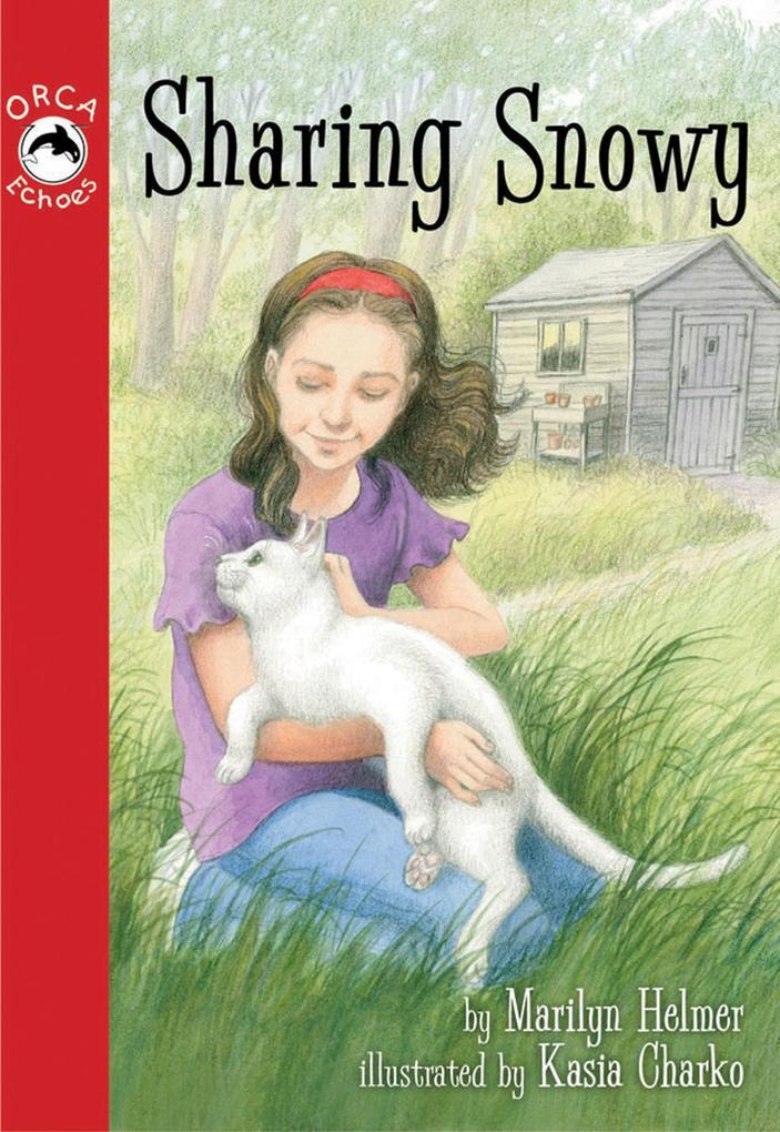 Sharing Snowy als eBook Download von Marilyn He...