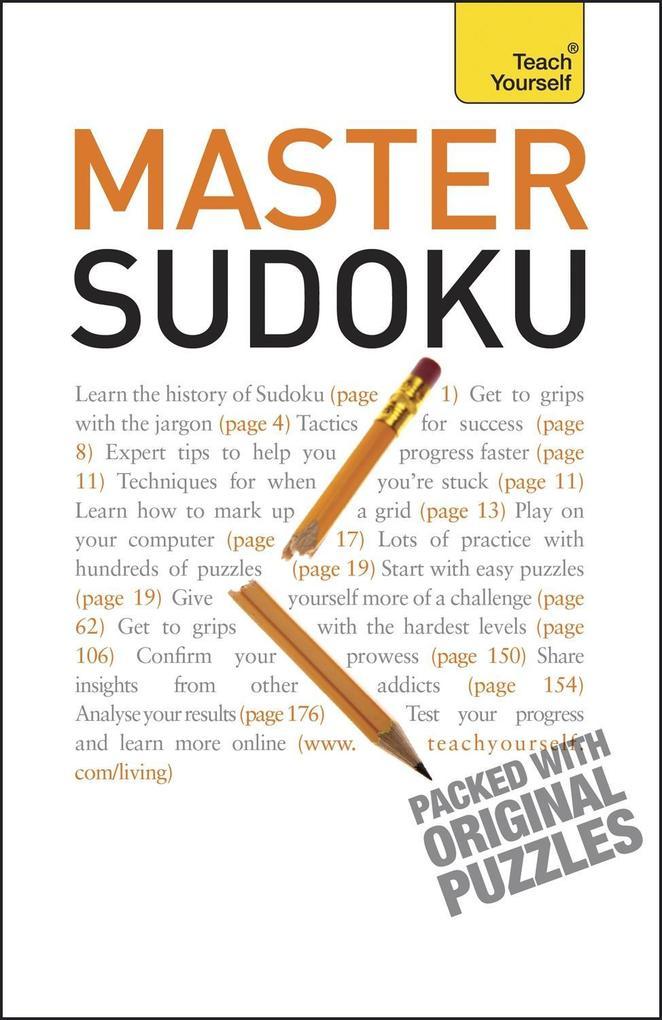 Master Sudoku: Teach Yourself als eBook Downloa...