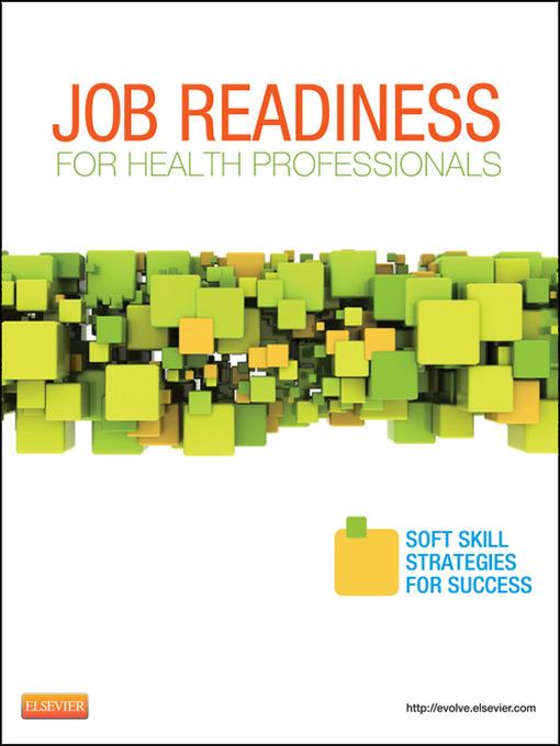 Job Readiness for Health Professionals als eBoo...