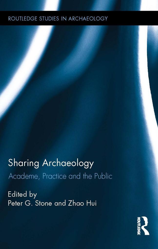 Sharing Archaeology als eBook Download von