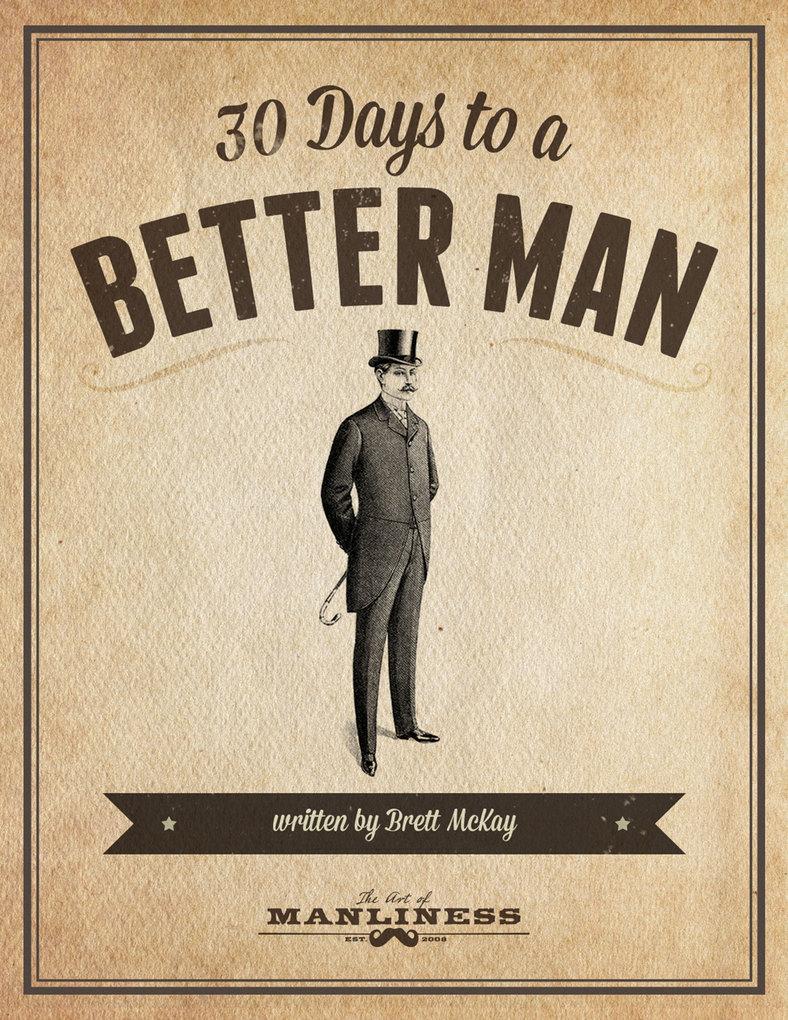 30 Days to a Better Man eBook als eBook Downloa...