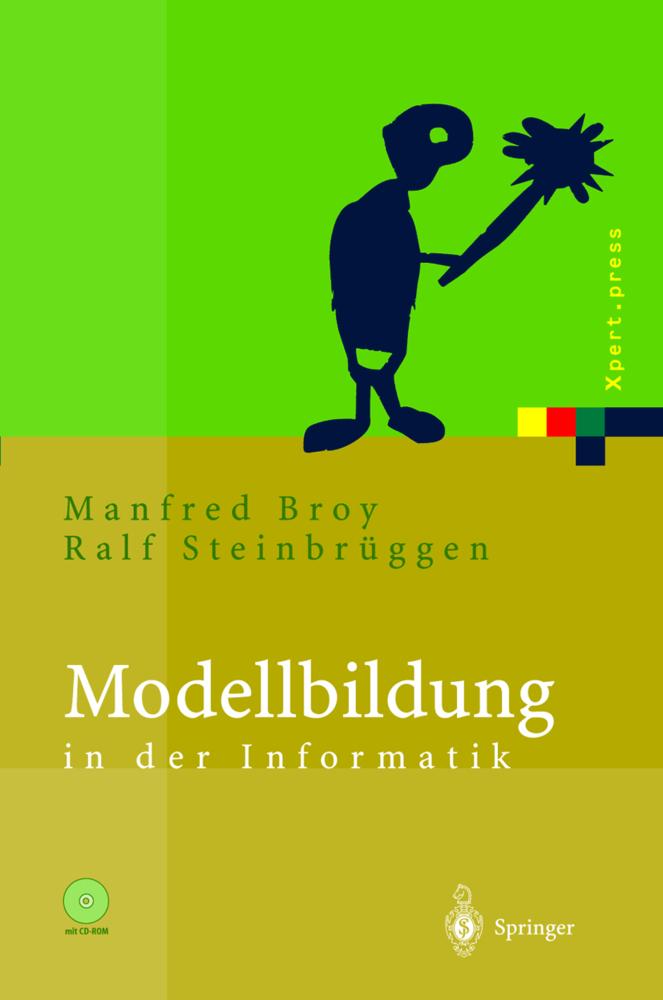 Modellbildung in der Informatik als Buch von Ma...