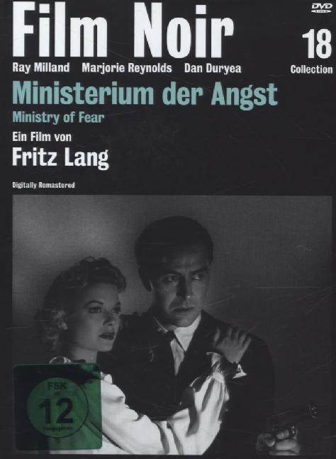 Film Noir Collection 18: Ministerium der Angst