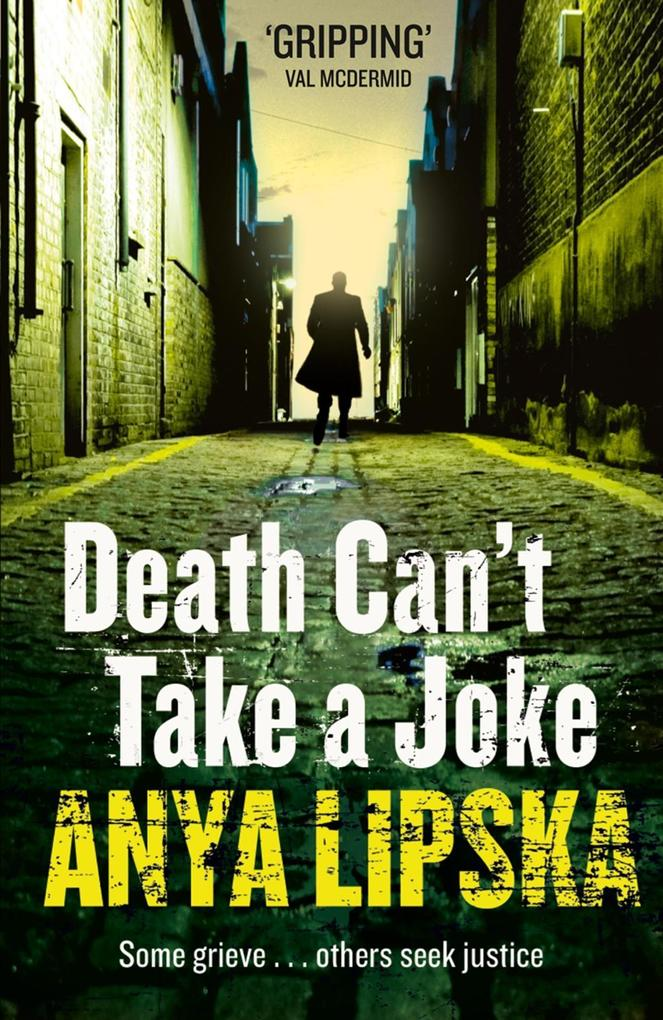 9780007524419 - Anya Lipska: Death Can´t Take a Joke (Kiszka & Kershaw, Book 2) als eBook Download von Anya Lipska - Buch
