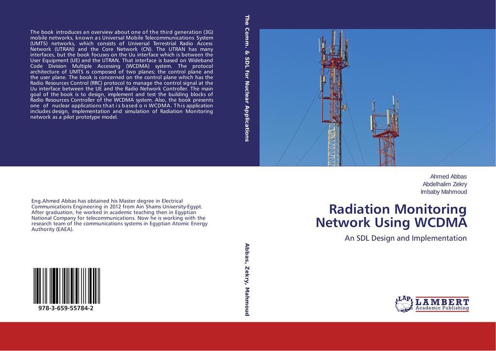 Radiation Monitoring Network Using WCDMA als Bu...