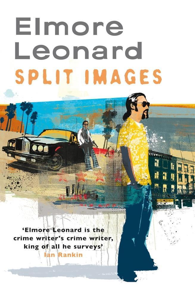 Split Images als eBook Download von Elmore Leonard