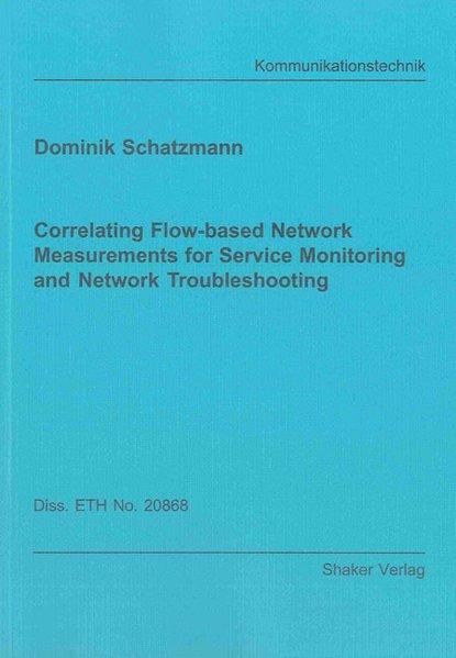 Correlating Flow-based Network Measurements for...