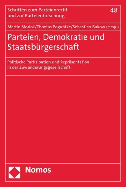 Parteien, Demokratie und Staatsbürgerschaft als...
