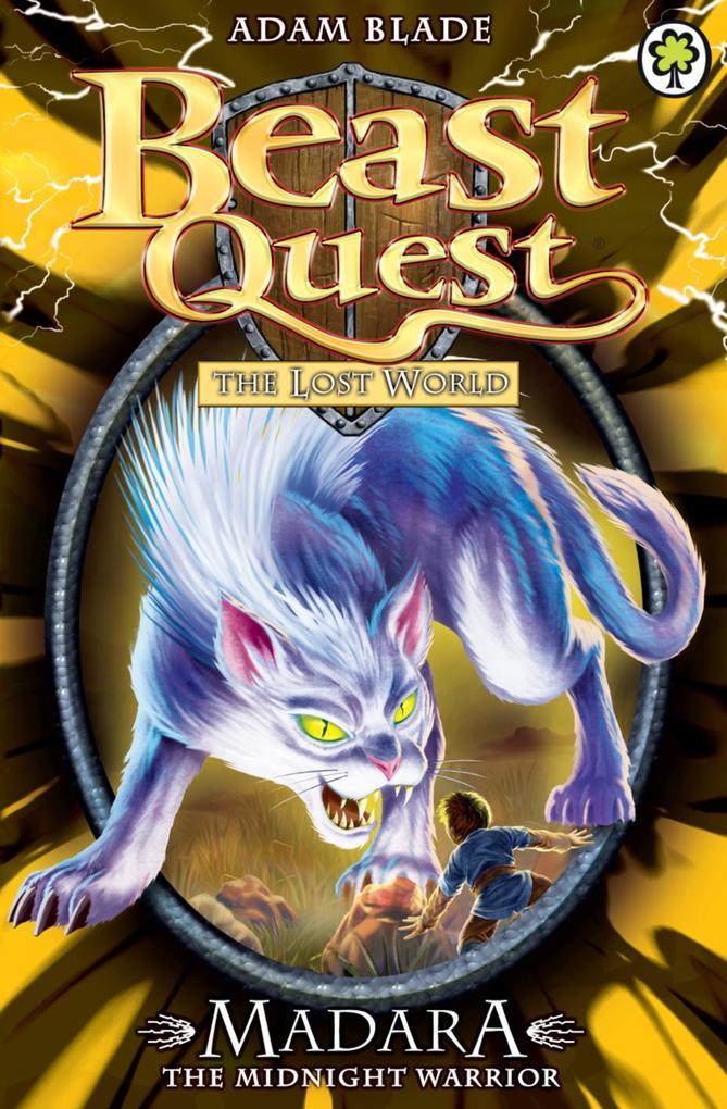 Beast Quest: Madara the Midnight Warrior als eB...