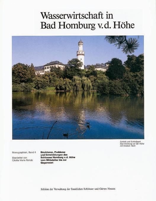 Wasserwirtschaft in Bad Homburg v. d. Höhe