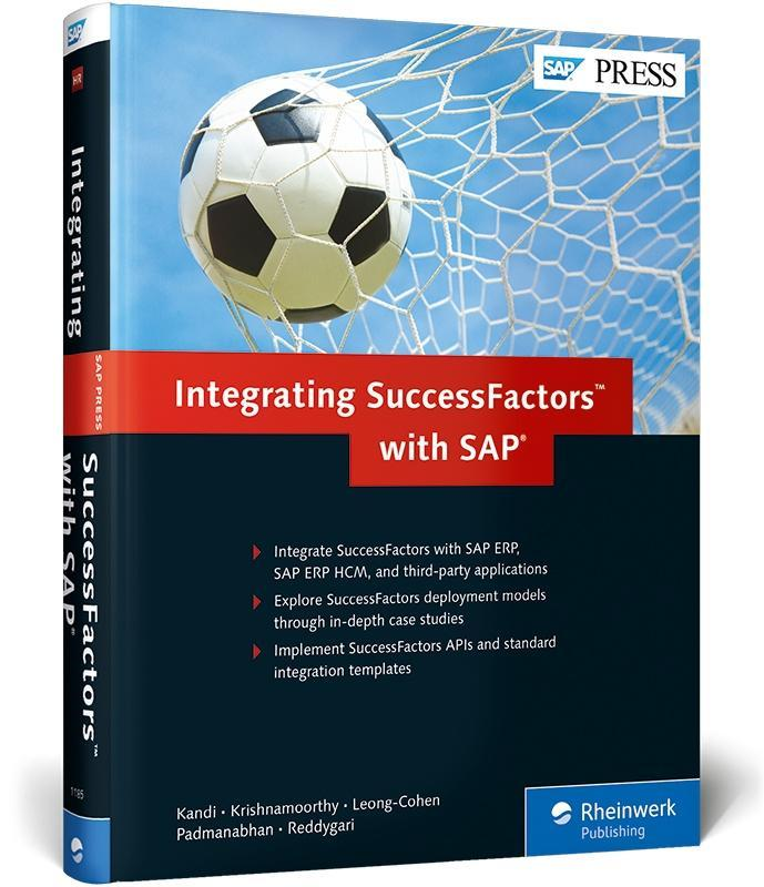 Integrating SuccessFactors with SAP als Buch vo...