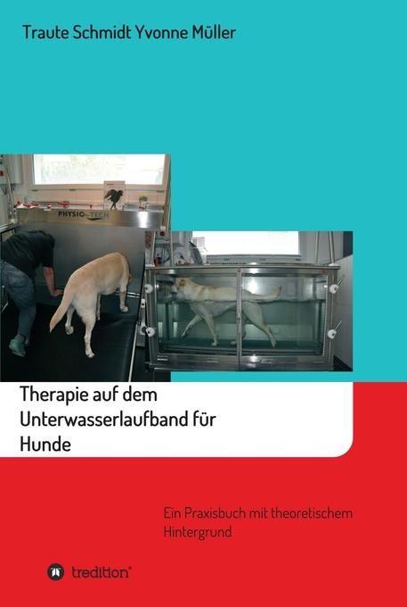 Therapie auf dem Unterwasserlaufband für Hunde ...