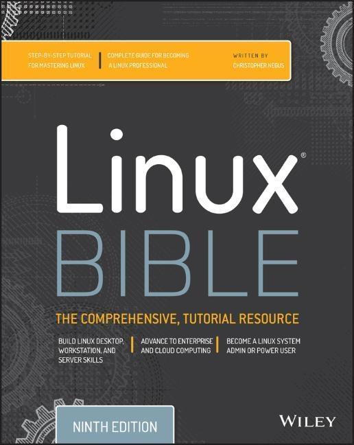 Linux Bible als Buch von Christopher Negus