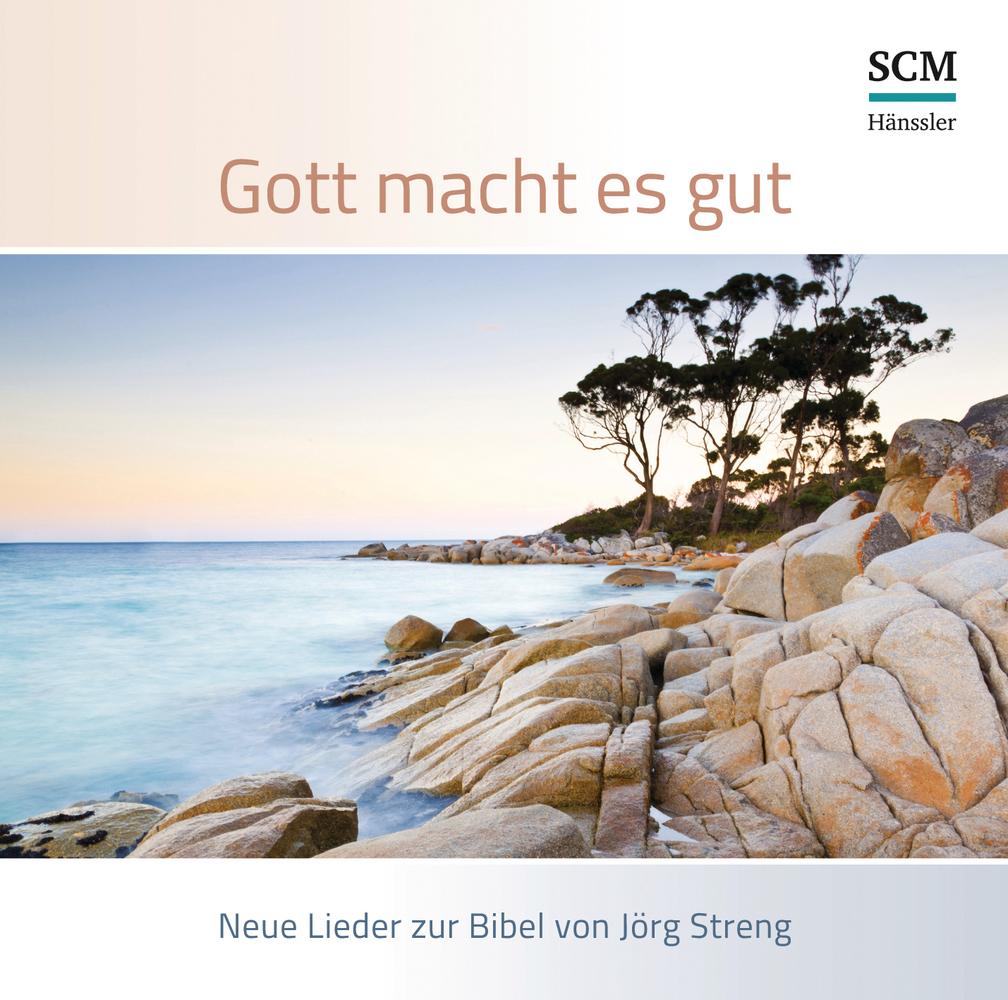 Gott macht es gut als Hörbuch CD von Gisela Str...