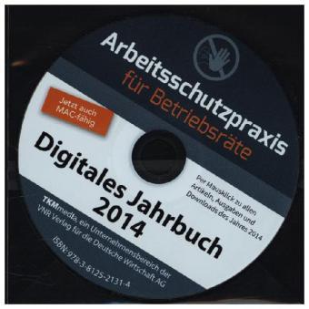 Digitales Jahrbuch von Arbeitsschutzpraxis für ...