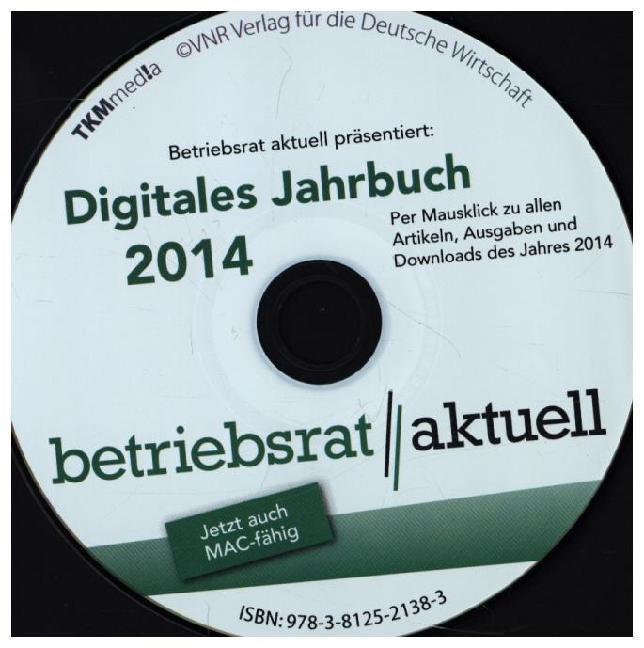 Betriebsrat aktuell Digitales Jahrbuch 2014