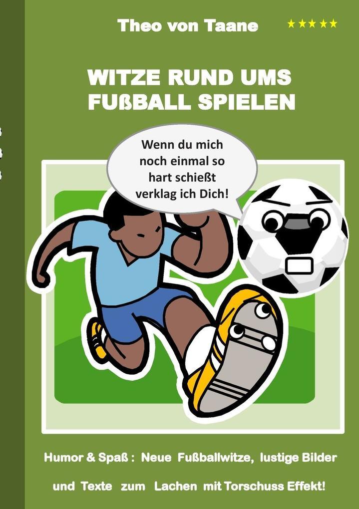 Witze rund ums Fußball spielen als eBook Downlo...