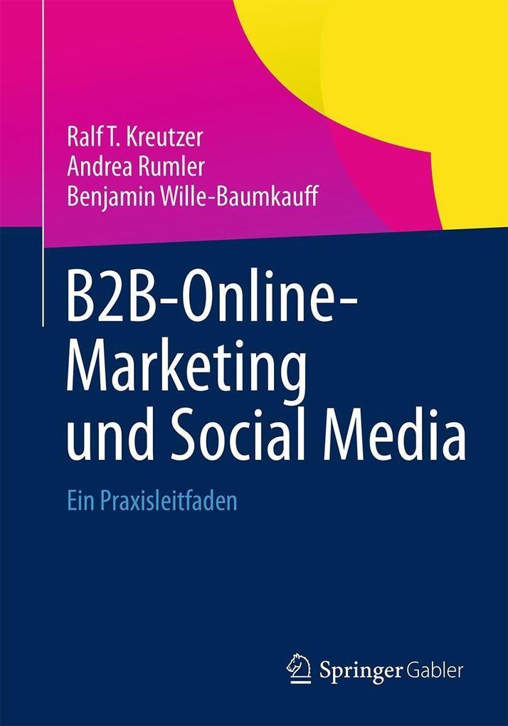 B2B-Online-Marketing und Social Media als eBook...