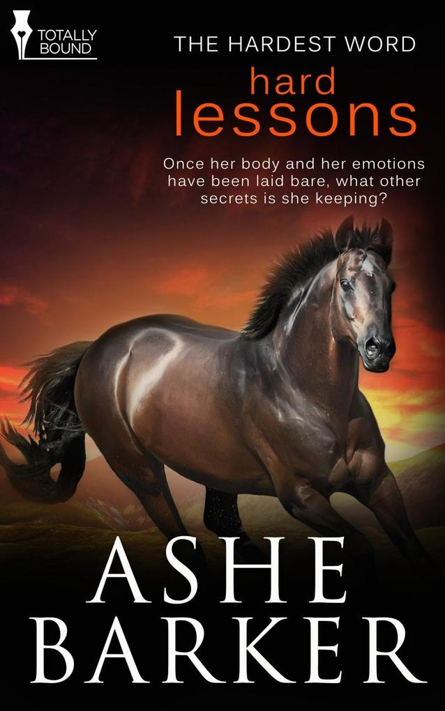 Hard Lessons als eBook Download von Ashe Barker