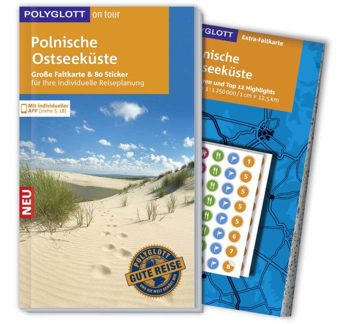 POLYGLOTT on tour Reiseführer Polnische Ostseek...