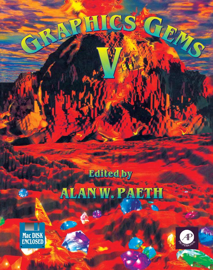 Graphics Gems V (Macintosh Version) als eBook D...