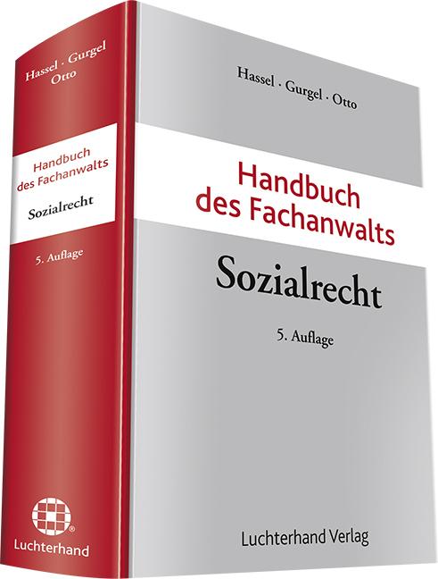 Handbuch des Fachanwalts Sozialrecht als Buch v...