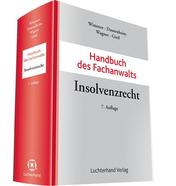 Handbuch des Fachanwalts Insolvenzrecht als Buc...