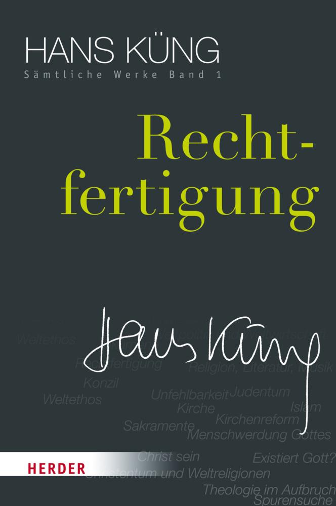9783451352010 - Hans Küng: Rechtfertigung als Buch von Hans Küng - Buch