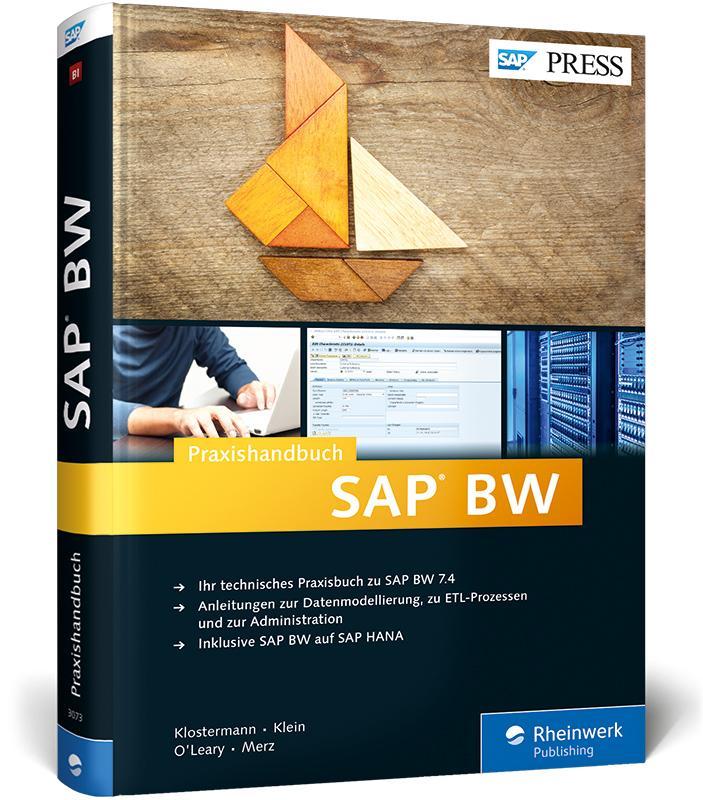 Praxishandbuch SAP BW als Buch von Olaf Kloster...