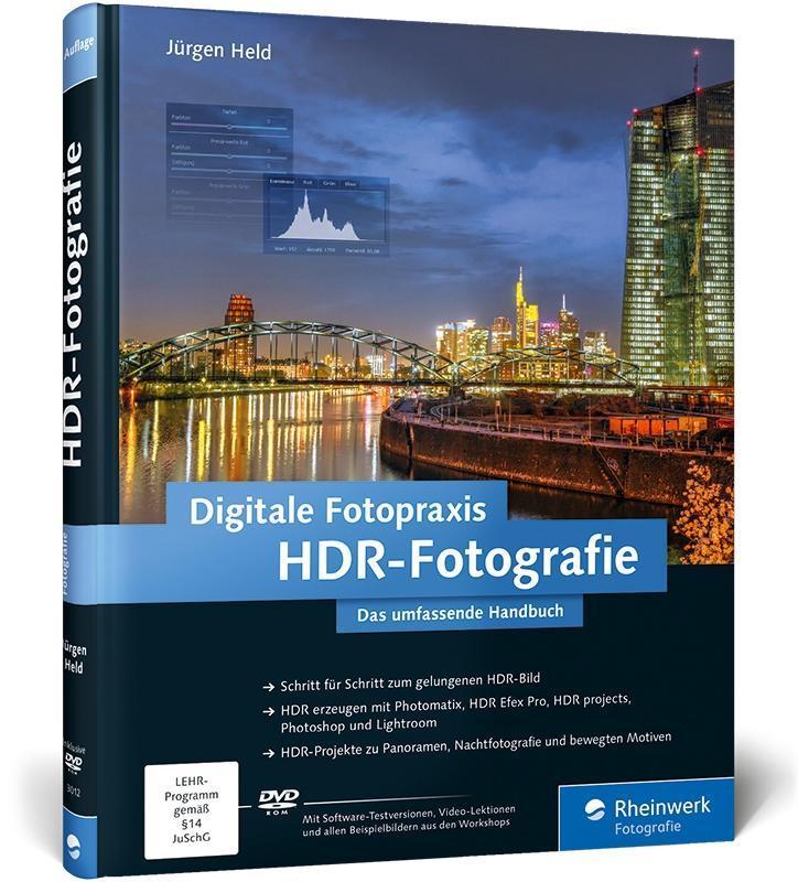 Digitale Fotopraxis HDR-Fotografie als Buch von...