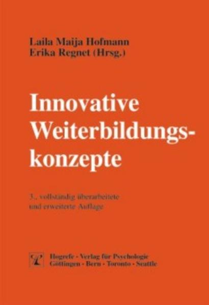 Innovative Weiterbildungskonzepte als Buch von