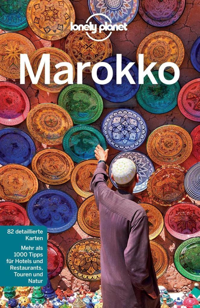 Lonely Planet Reiseführer Marokko als eBook Dow...