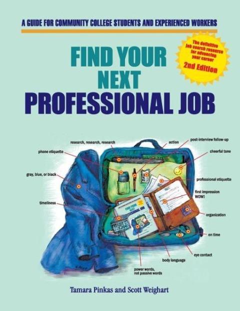 Find Your Next Professional Job als Taschenbuch...