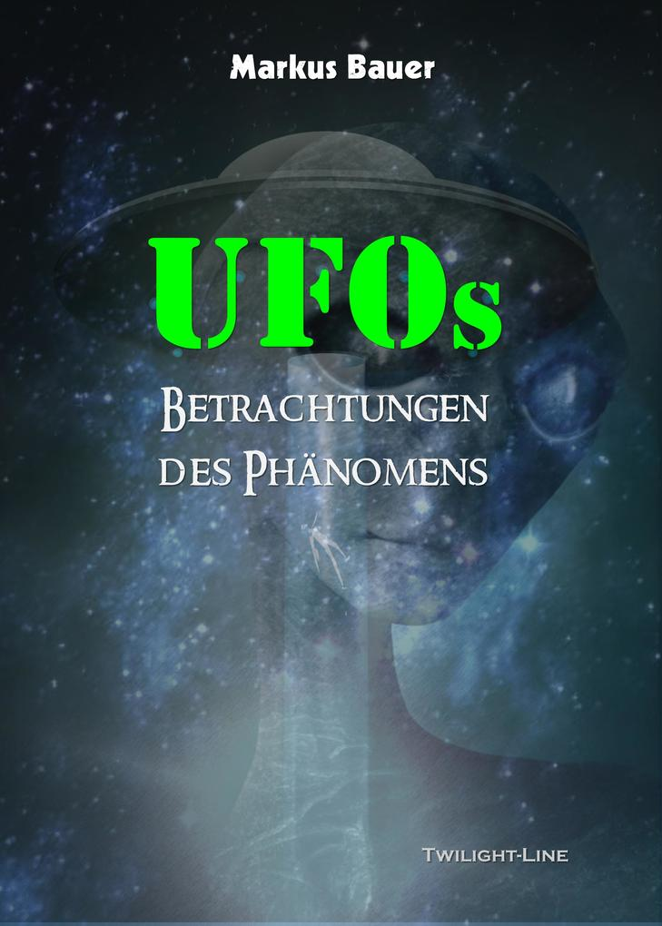 UFOs: Betrachtungen des Phänomens als eBook Dow...