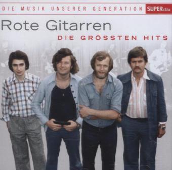 Musik unserer Generation Rote Gitarren