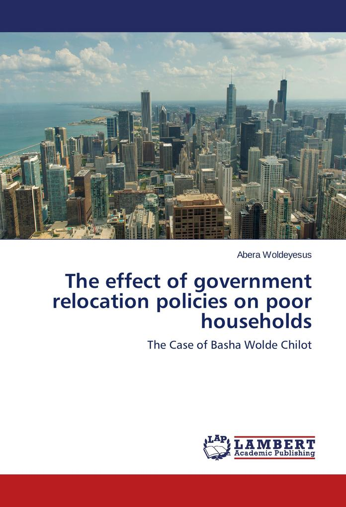 The effect of government relocation policies on...