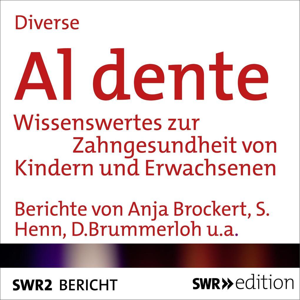 Al dente als Hörbuch Download von Susanne Henn,...