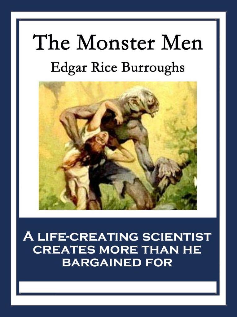 The Monster Men als eBook Download von Edgar Ri...