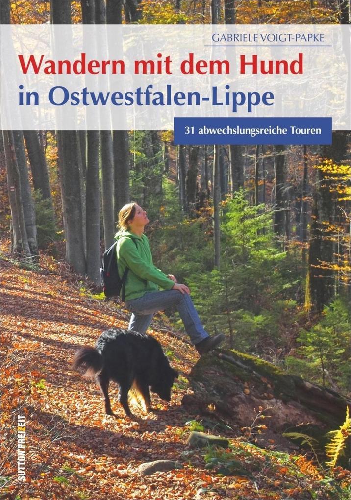 Wandern mit dem Hund in Ostwestfalen-Lippe als ...