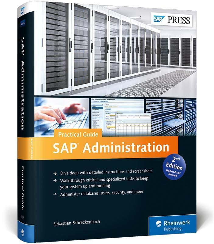 SAP Administration-Practical Guide als Buch von...