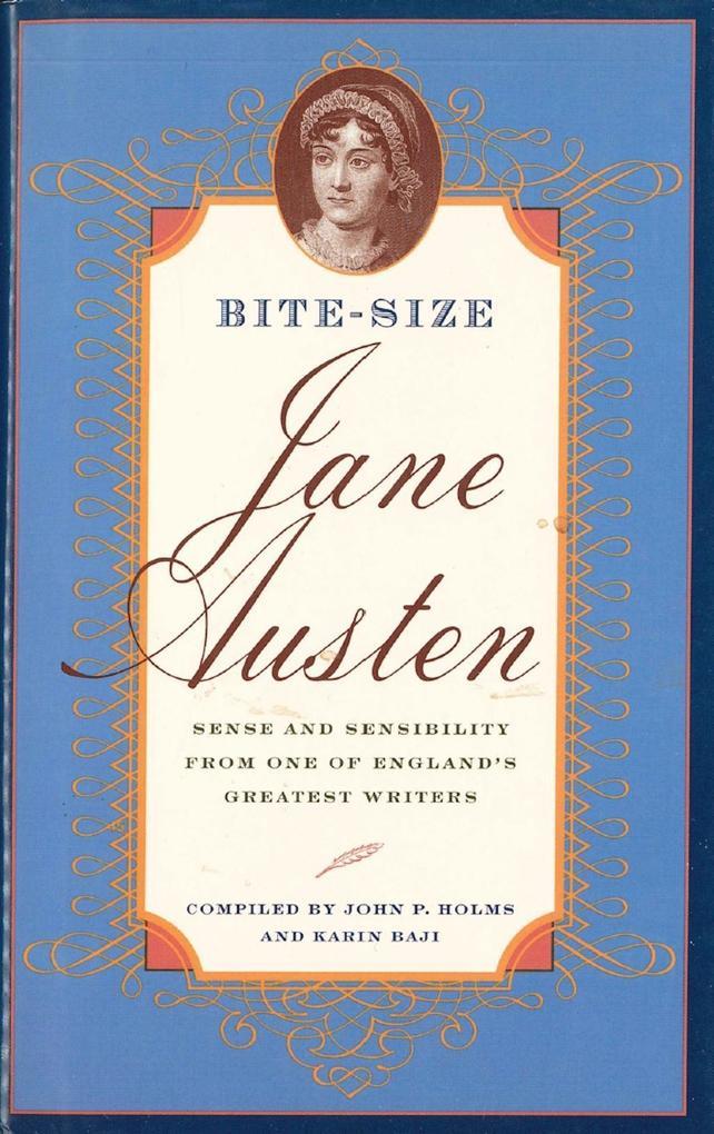 Bite-Size Jane Austen als eBook Download von
