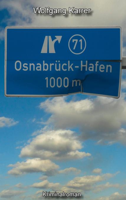 Osnabrück-Hafen als Buch von Wolfgang Karrer