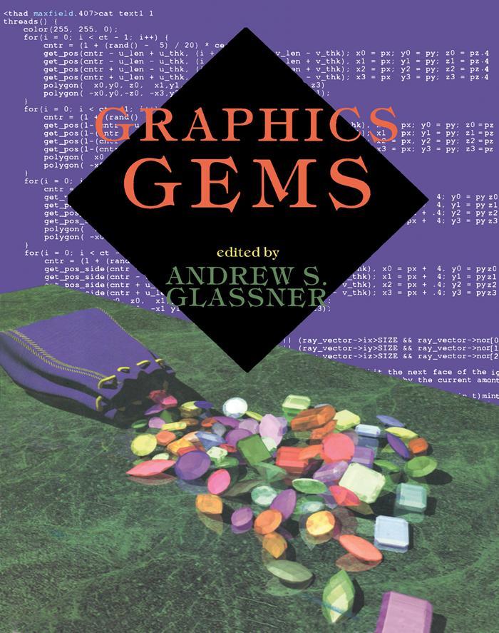 Graphics Gems als eBook Download von
