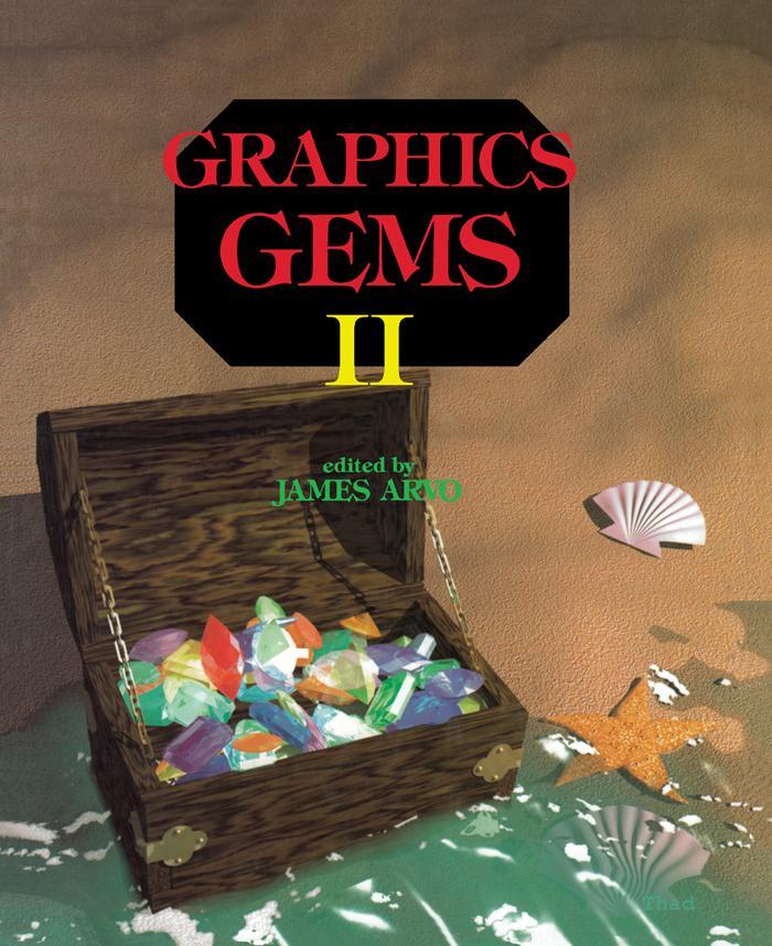 Graphics Gems II als eBook Download von